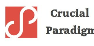 Crucial Paradigm Reviews Logo