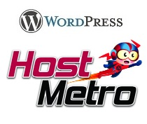 HostMetro WordPress Hosting