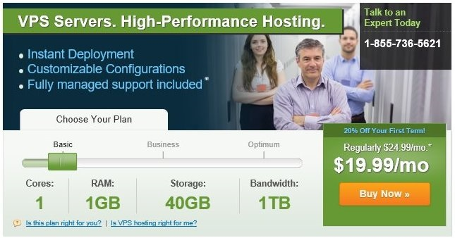 iPage VPS Hosting Plan