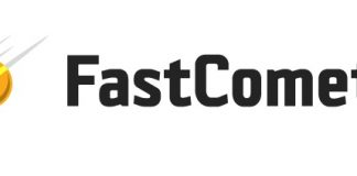 FastComet Reviews Logo