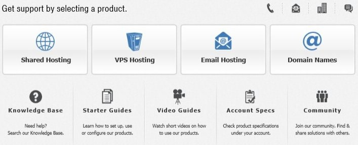 MyHosting Support