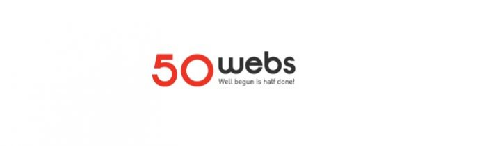 50Webs Reviews Logo