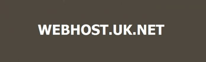 Webhost.uk.net Reviews Logo