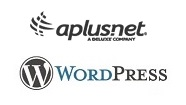 Aplus.net WordPress