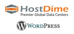 HostDime WordPress