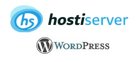 Hostiserver WordPress