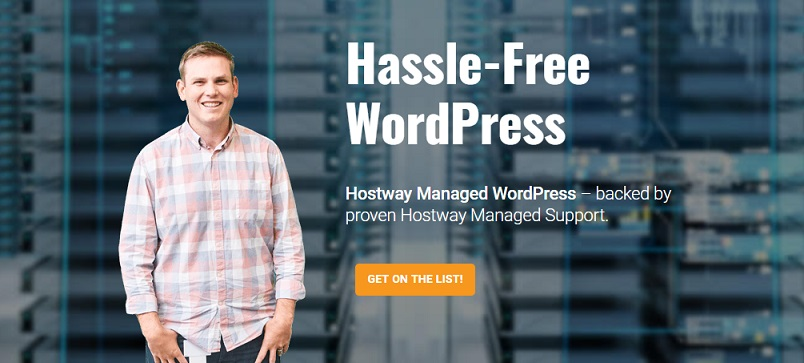 Hostway WordPress Hosting
