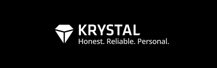 Krystal Reviews Logo