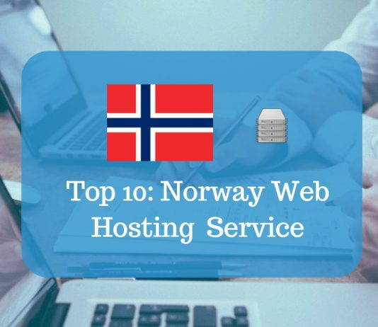 Norway Web Hosting & Web Hosting Services In Norway