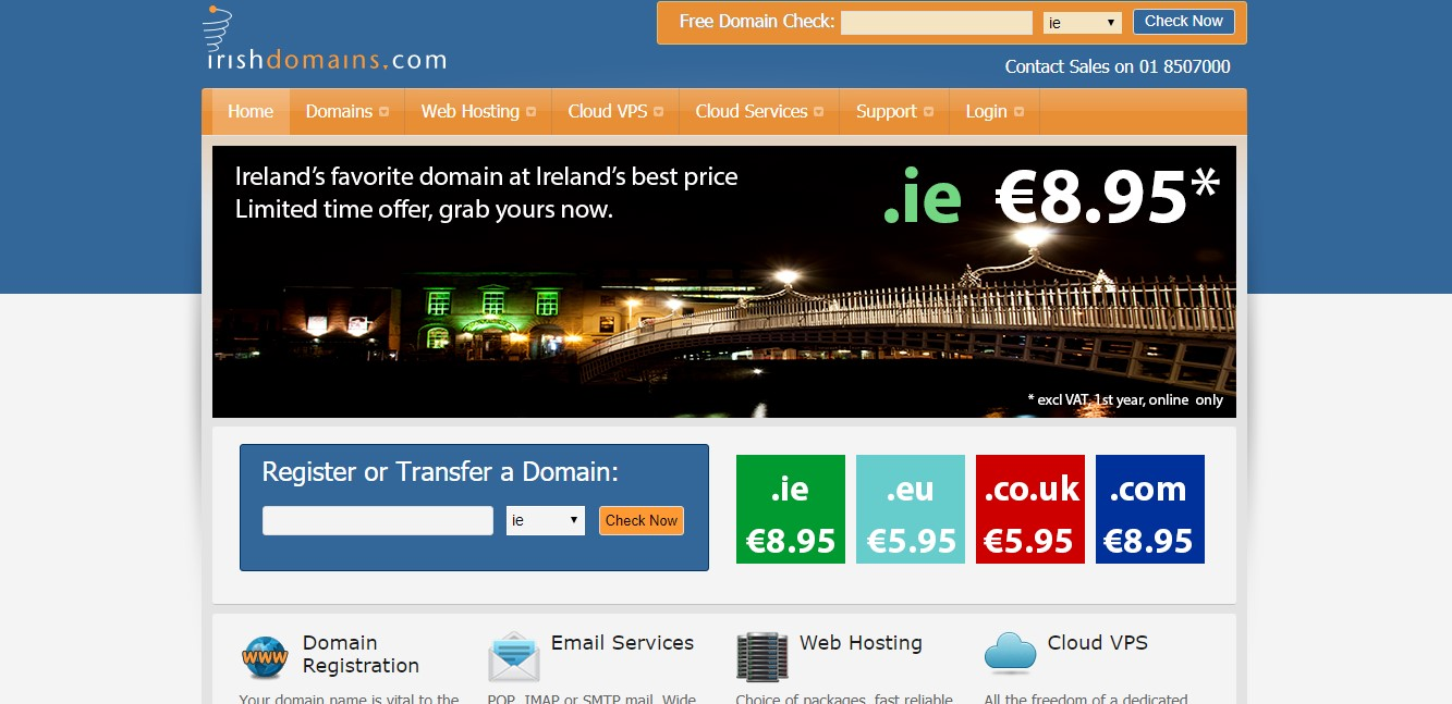 irishdomains.com-Homepage