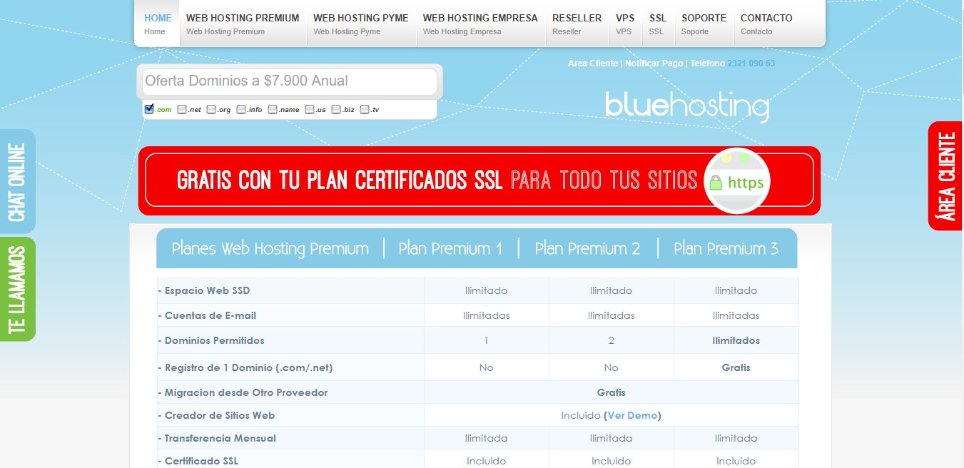 bluehosting-homepage