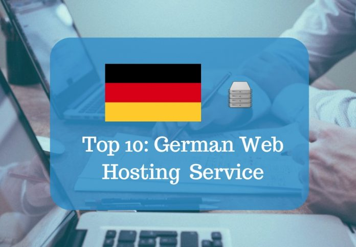German Web Hosting & Web Hosting Services In German