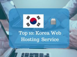 Korea Web Hosting & Web Hosting Services In Korea