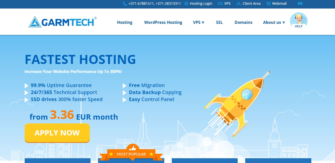 garmtech-homepage