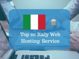 Italy Web Hosting & Web Hosting Services In Italy