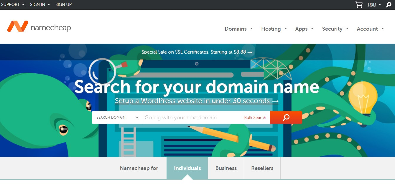 namecheap-homepage