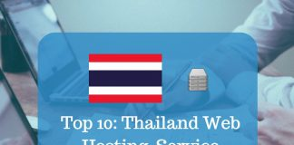 Thailand Web Hosting & Web Hosting Services In Thailand
