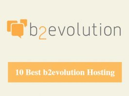 Best b2evolution Hosting & Best Hosting for b2evolution