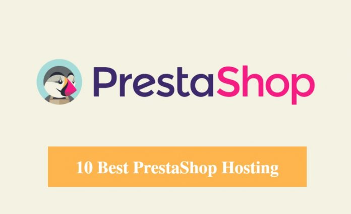 Best PrestaShop Hosting & Best Hosting for PrestaShop