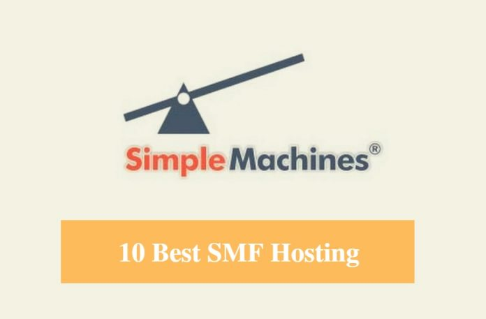 Best Simple Machines Forum Hosting & Best Hosting for SMF