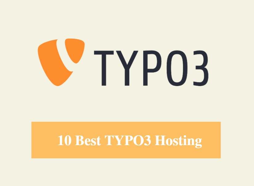 Best TYPO3 Hosting & Best Hosting for TYPO3