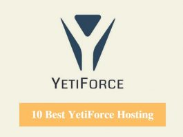 Best YetiForce Hosting & Best Hosting for YetiForce