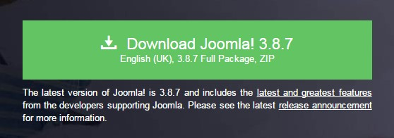 Download Joomla