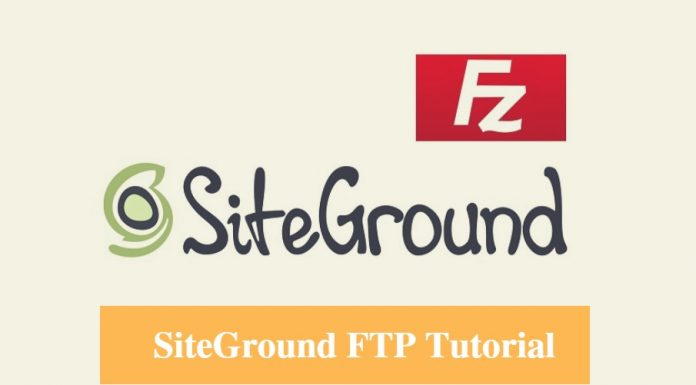 SiteGround FTP Tutorial & Connect FTP to SiteGround