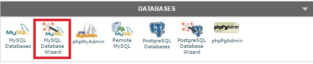 SiteGround Joomla MySQL Database
