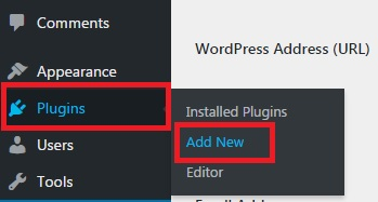 'Add New' button