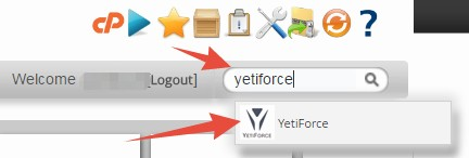Type YetiForce