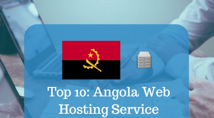 Angola Web Hosting & Web Hosting Services In Angola