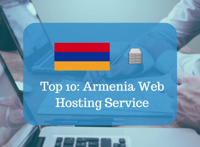 Armenia Web Hosting & Web Hosting Services In Armenia