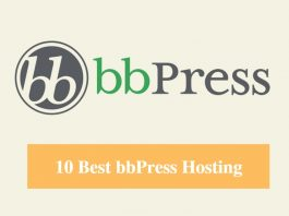 Best bbPress Hosting & Best Hosting for bbPress