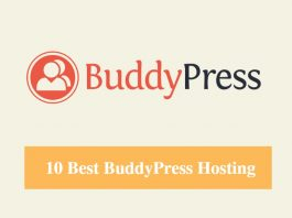 Best BuddyPress Hosting & Best Hosting for BuddyPress