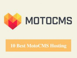 Best MotoCMS Hosting & Best Hosting for MotoCMS