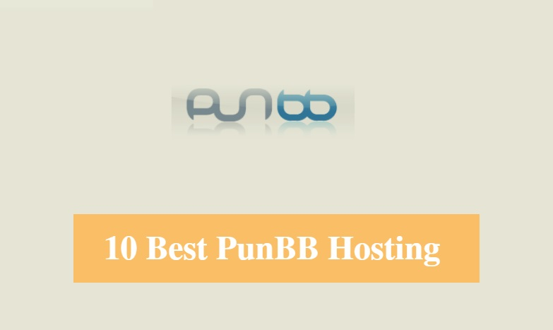 Best PunBB Hosting & Best Hosting for PunBB
