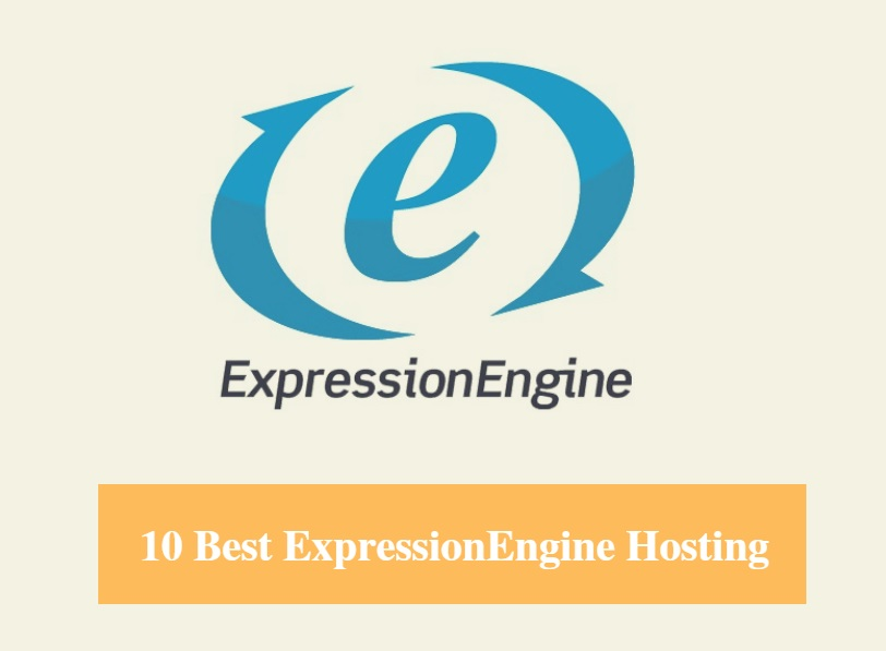 Best ExpressionEngine Hosting & Best Hosting for ExpressionEngine
