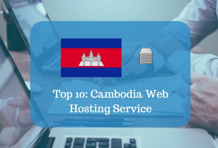 Cambodia Web Hosting & Web Hosting Services In Cambodia