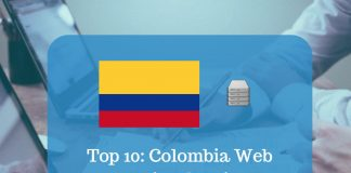 Colombia Web Hosting & Web Hosting Services In Colombia