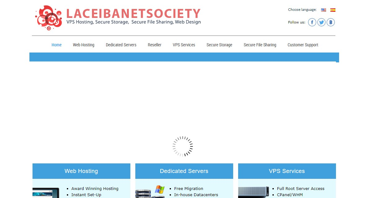 laceibanetsociety-homepage