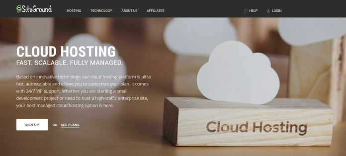 SiteGround Cloud Hosting Review