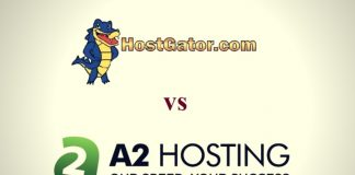 HostGator vs A2 Hosting
