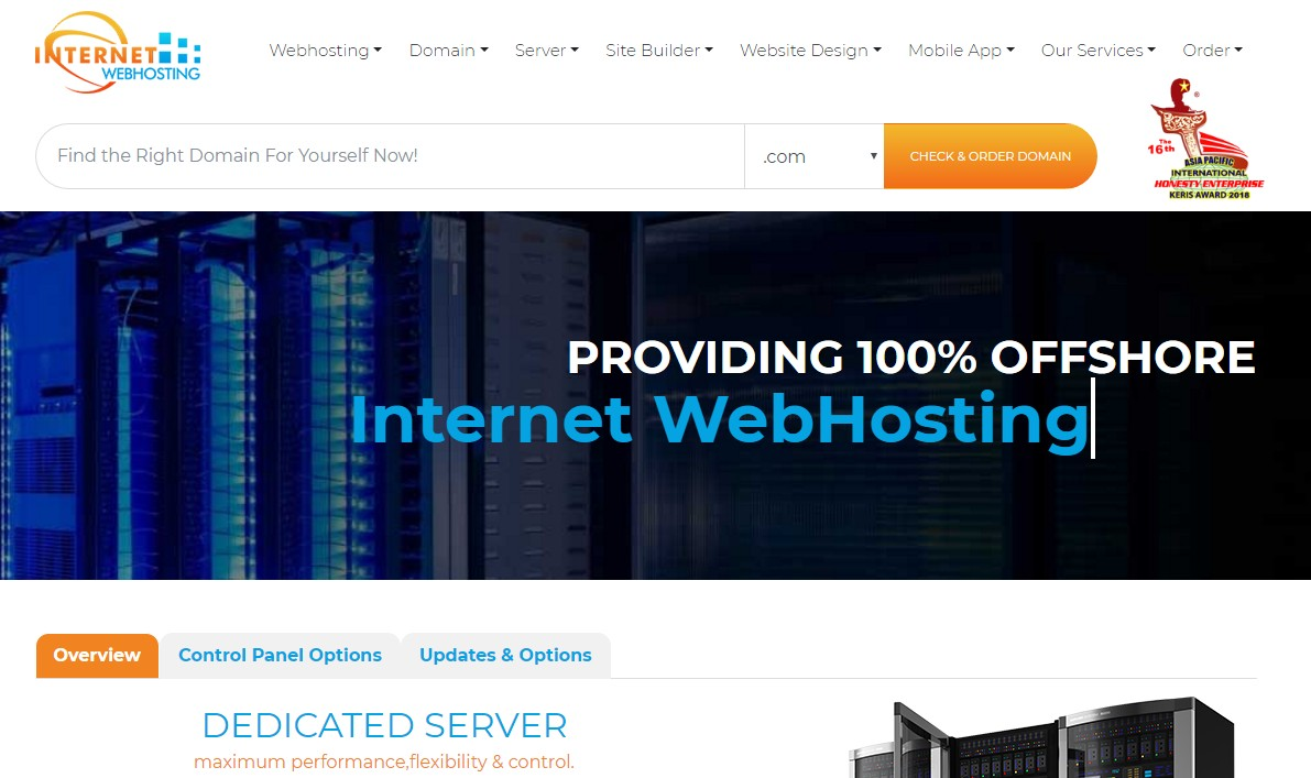 Internet Webhosting Dedicated Web hosting Malayisa