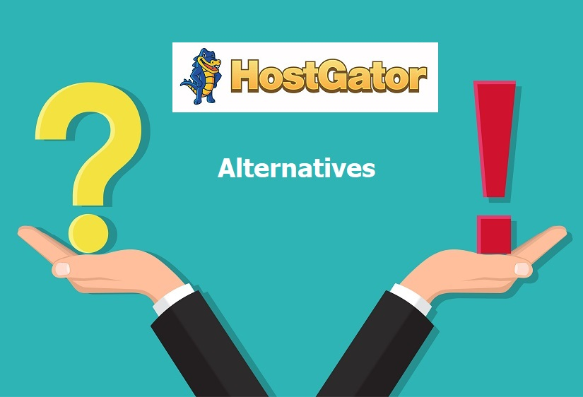 Best HostGator Alternatives