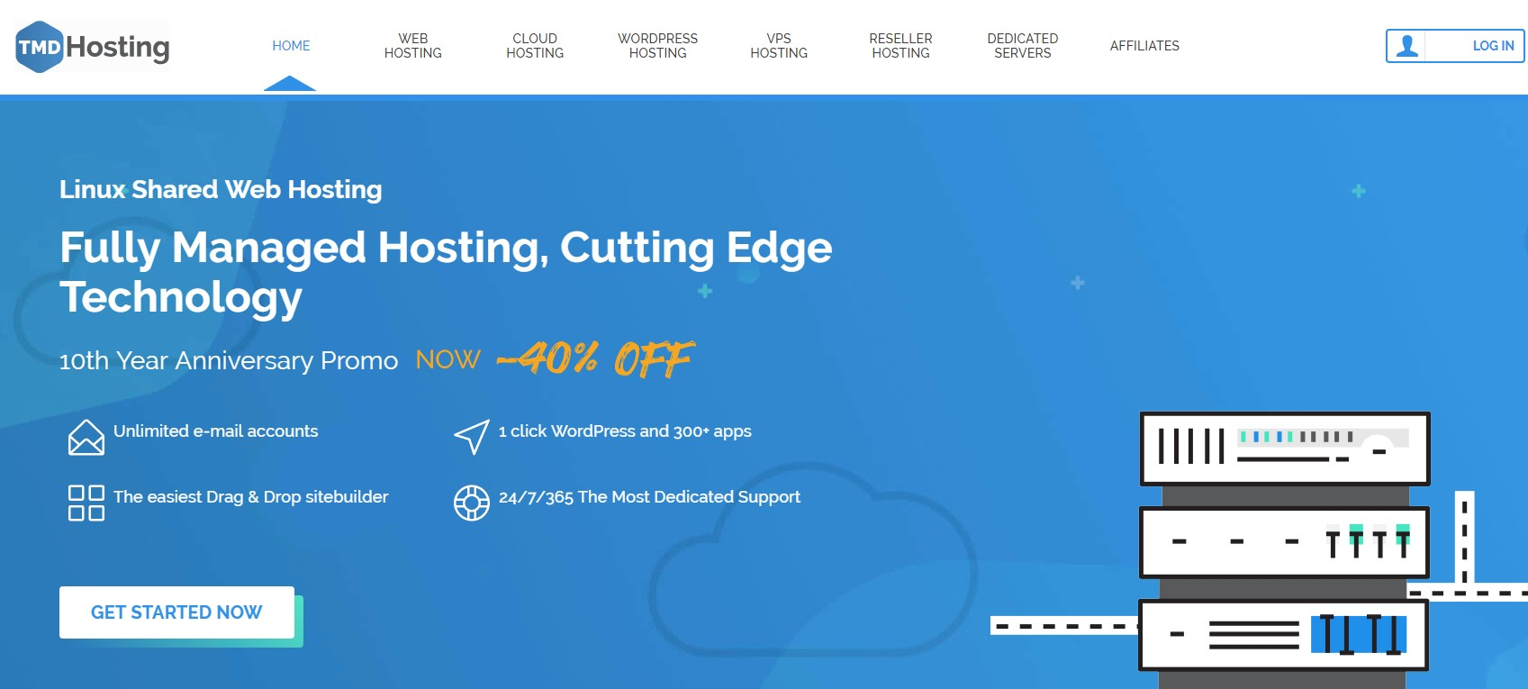 Best Web Hosting for artists TMDHosting