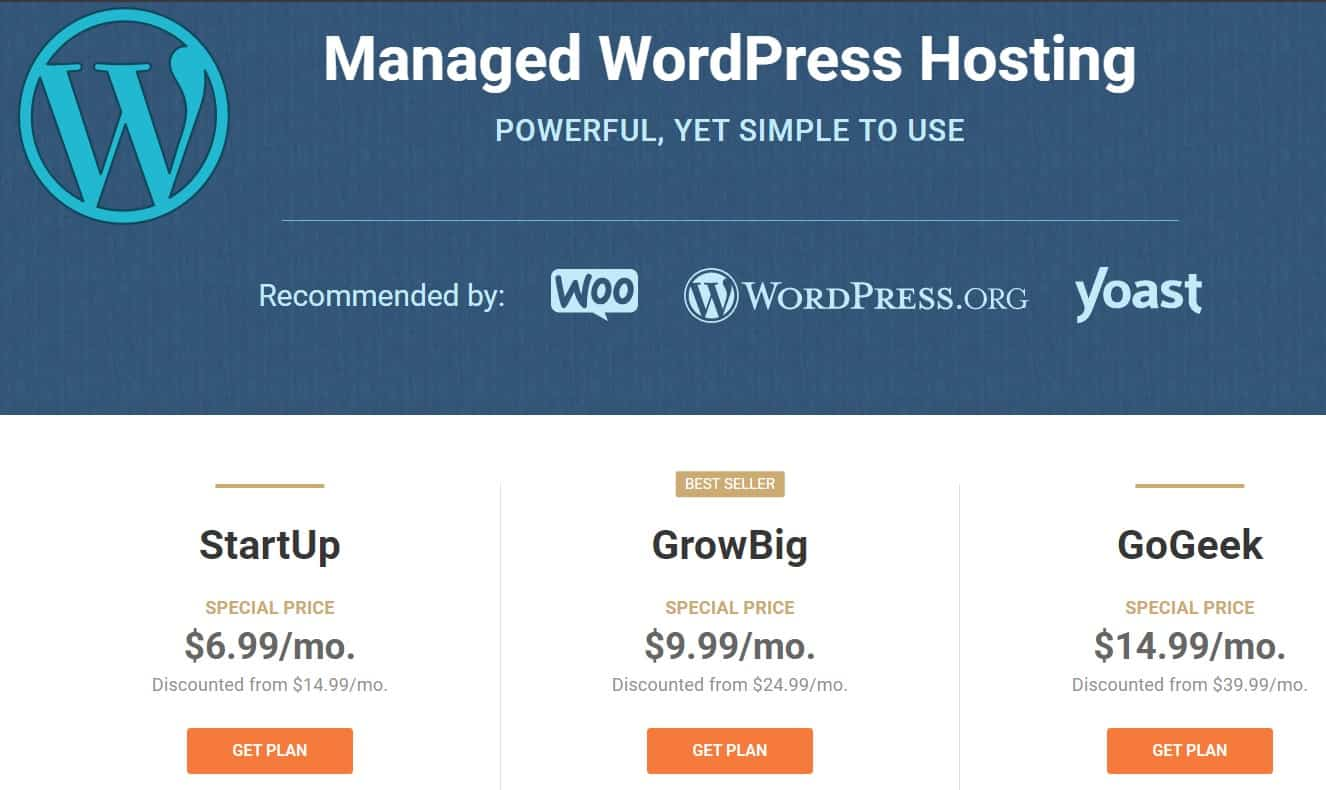 Web Hosting vs WordPress Hosting For Malaysia Web Hosting: SiteGround WP