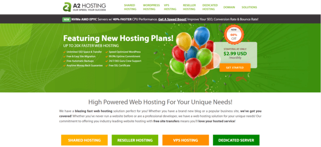 a2hosting best malaysia web hosting with cPanel