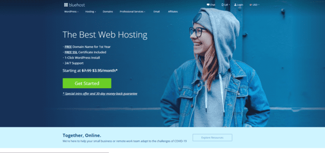 bluehost best malaysia offshore web hosting