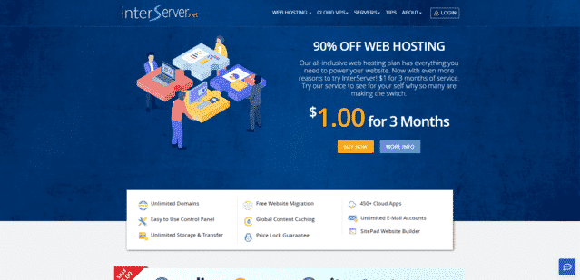interserver best malaysia offshore web hosting